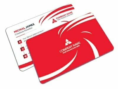 Diglistics business card 2